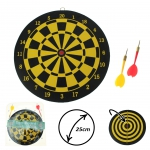 Dartspiel Dartboard 25 cm