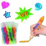 Deko 3D Gelstifte 20er Dose Neon