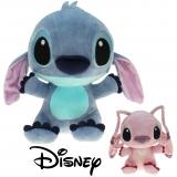 Plüsch Disney Stitch & Angel Baby 30 cm