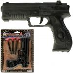 Pfeilpistole mit 3 x Dartpfeilen
