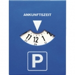 Elektronische Parkscheibe mit Uhrwerk