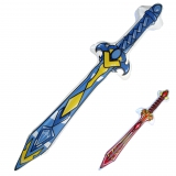 Aufblasbares Schwert 70 cm, 2-fach sortiert
