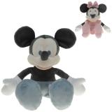 Plüsch Disney Mickey und Minnie Mouse Pastell Gift Quality 30 cm
