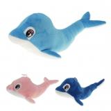 Plüsch Delfin Dana 27 cm