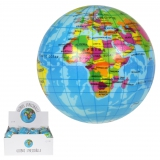 Knautschball Stressball Globus 7 cm