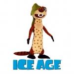 Plüsch Ice Age Buck Gr. 7