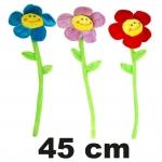 Plüsch Blume mit Gesicht Anna 45 cm