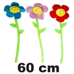 Plüsch Blume mit Gesicht Anna 60 cm