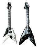 Aufblasbare Luftgitarre E-Gitarre 100 cm