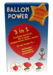 Bausatz Ballon Power 3 in 1